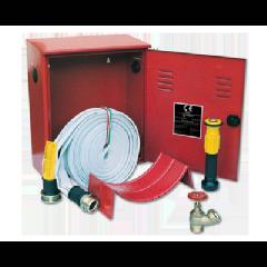 Cassette antincendio idrante marcate Ce complete